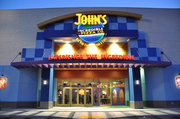 Picture of John's Incredible Pizza Building