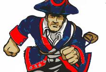 patriot running