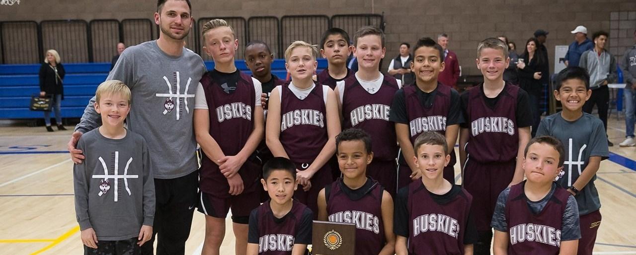 Maple Creek basketball