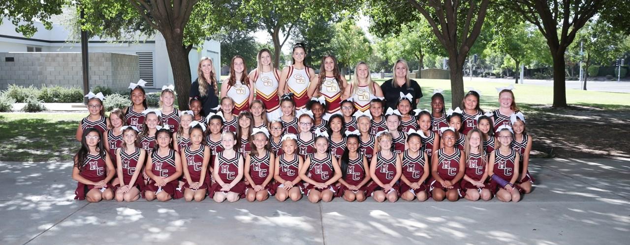 MC Cheer Team