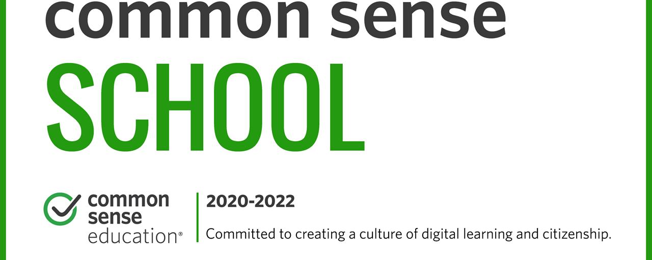 2020 common sense recognition banner